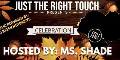 Just The Right Touch's Showroom 5 year Anniversary Celebration tickets