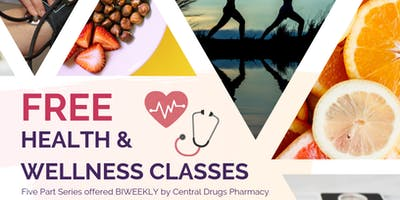 Health & Wellness Class: High Blood Pressure (FREE!)