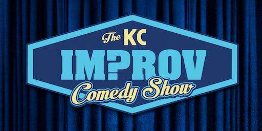 The KC Improv Comedy Show ft. The Monthlies