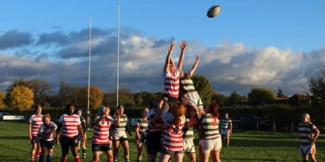 Rosslyn Park Women's Rugby - Beginners Welcome! tickets