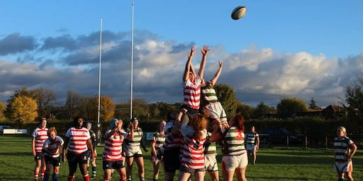 Rosslyn Park Women's Rugby - Beginners Welcome!