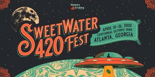 SweetWater 420 Fest 2020 - General Admission/VIP