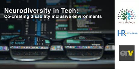 Neurodiversity in Tech: Co-creating disability inclusive environments tickets