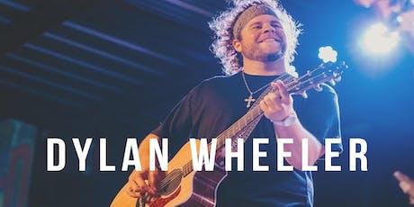 Dylan Wheeler tickets