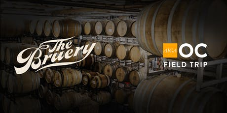 AIGA OC November Field Trip: The Bruery tickets