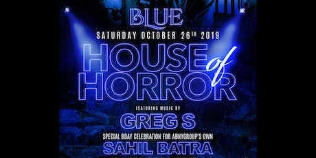 """Halloween """"House Of Horror"""" At Blue Midtown October 26 tickets"""