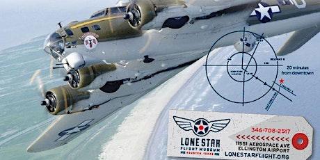 FREE Teacher Day at Lone Star Flight Museum tickets
