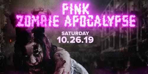 Pink Zombie Apocalypse w/ DJ Cobra - HALLOWEEN PARTY!
