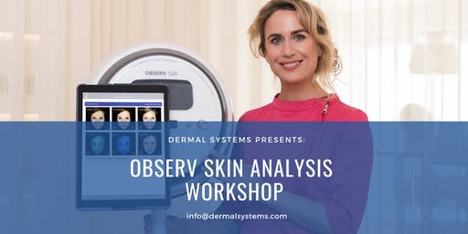 Observ Skin Analysis Workshop