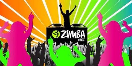 Zumba Master Class with Erwin Nunez & Friends tickets