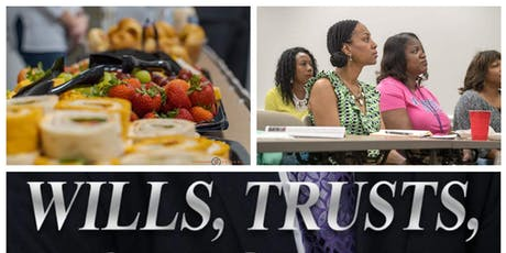 Estate Planning: Wills, Trusts and Probate Lunch-n-Learn tickets