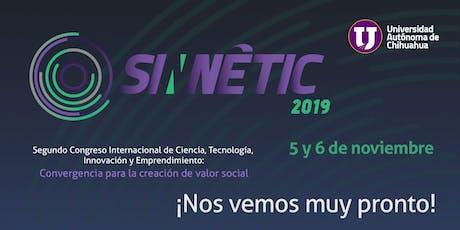 SINNÉTIC 2019 entradas