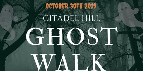 Ghost Walk tickets