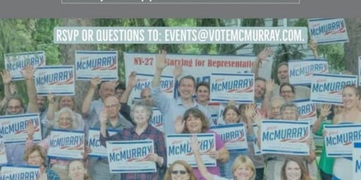 McMurray for Congress Kickoff (West) & Rally for 2019 Candidates