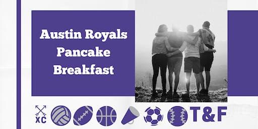 Austin Royals Mighty Fine Pancake Breakfast & Fundraiser