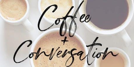 Coffee and Coversation with CEO Zulma Zabala tickets