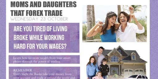 Moms and Daughters that Trade
