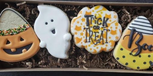 Halloween Cookie Social