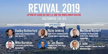 Revival at Shepherd Church tickets