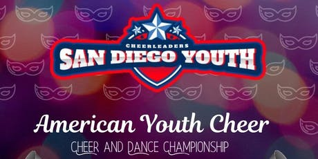 2019 SDYFC Cheer & Dance Championships tickets