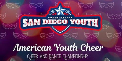 2019 SDYFC Cheer & Dance Championships