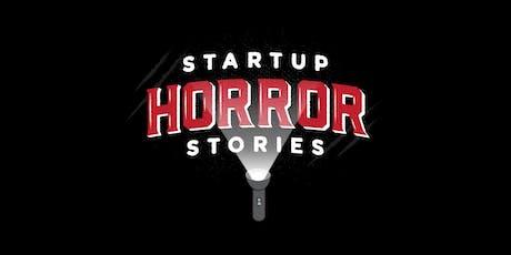 Startup Horror Stories tickets