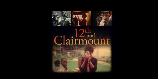 12th and Clairmount  Screening & Community Conversation