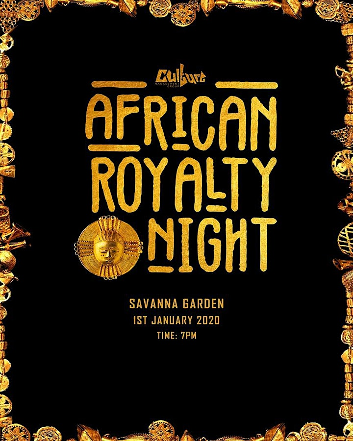 African Royalty Night image