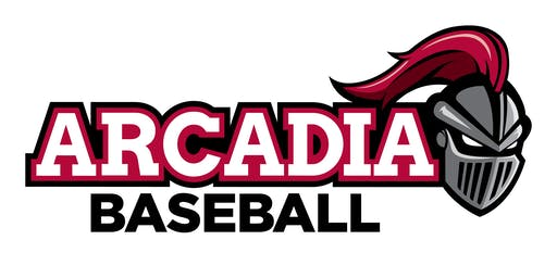 Arcadia University Baseball Future Knights Prospect Camp
