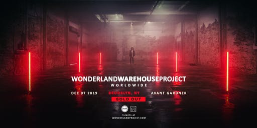 Alison Wonderland - Wonderland Warehouse Project