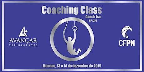 Coaching Class ingressos