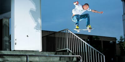 Guided Walk: Milton Keynes – A Skateboarder\