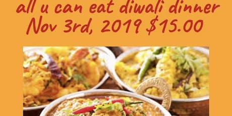 Unlimited Vegan Indian Dinner  tickets