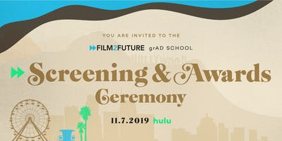 Film2Future Awards Gala 2019