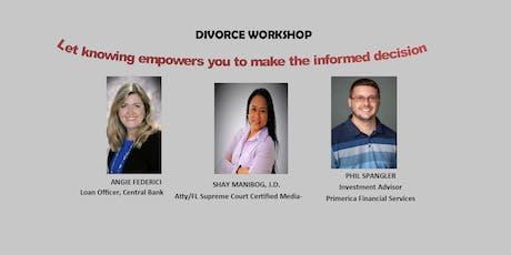 Divorce Workshop tickets