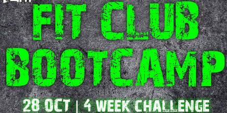 4 WEEK BOOTCAMP tickets