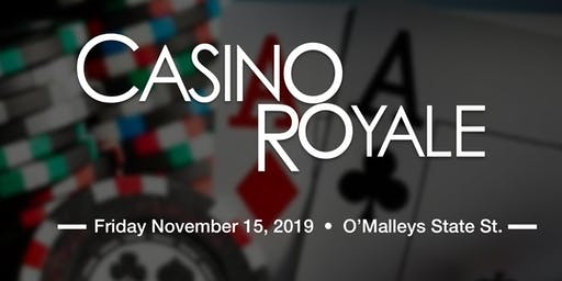 Casino Royale - Washington Wildcats Fundraiser