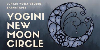 Yogini New Moon Circle