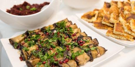 KOCHKURS: Georgische Speisen & Weine für Feinschmecker und Entdecker Tickets