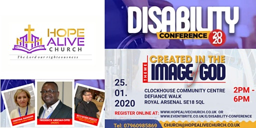 Disability Conference 2020