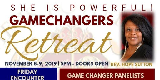 The Game Changers Retreat : FRIDAY NIGHT WORSHIP