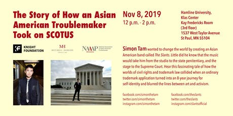 the story of how an asian american troublemaker took on scotus tickets