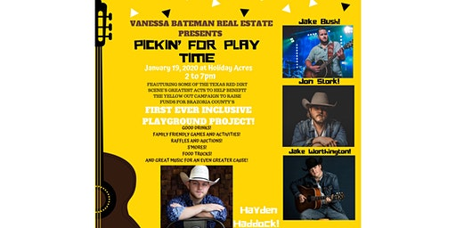 Vanessa Bateman Real Estate Presents Pickin' for Play Time!