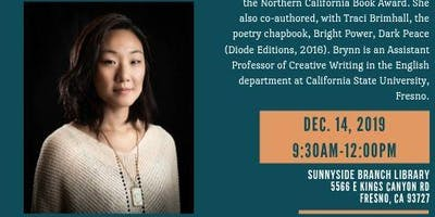 Live, Write Workshop for Writers of Color with Poet, Brynn Saito