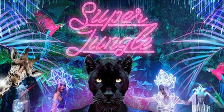 SUPER JUNGLE - WEDNESDAY NIGHT tickets