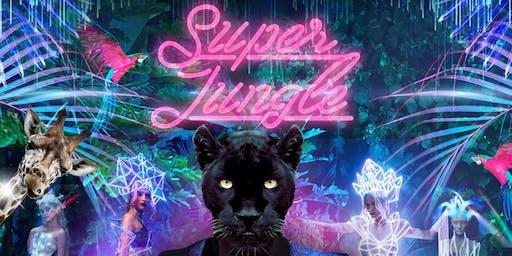 SUPER JUNGLE - WEDNESDAY NIGHT