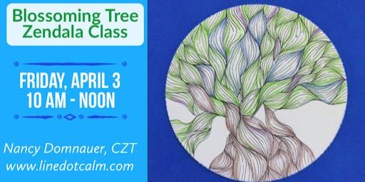 Blossoming Tree Zendala® Class