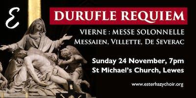 Esterhazy Chamber Choir Durufle Requiem
