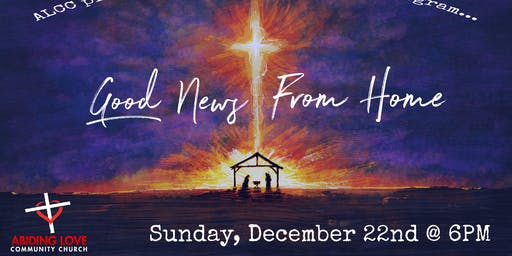 "ALCC's Christmas Program ""Good News From Home"""