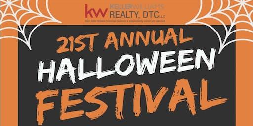 The 21st Annual KW DTC Halloween Festival - w Anna Gatiyatova